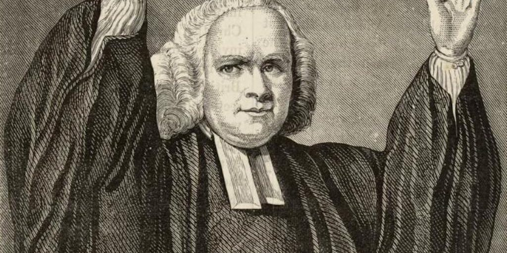 George Whitefield - The Purposed Wanderer