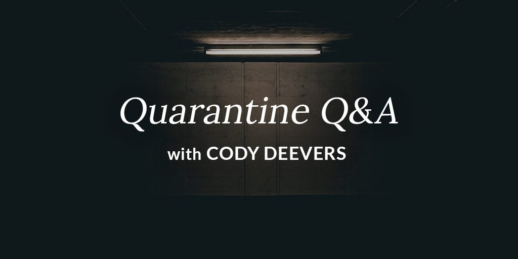 Q&A Cody